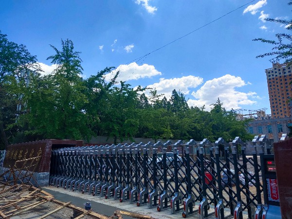 工厂案例:锦州铁路文化宫