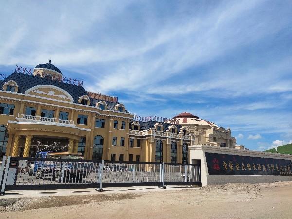 工程案例:内蒙古众缘大酒店有限责任公司