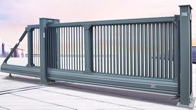 悬浮门X6-3型(百叶型)