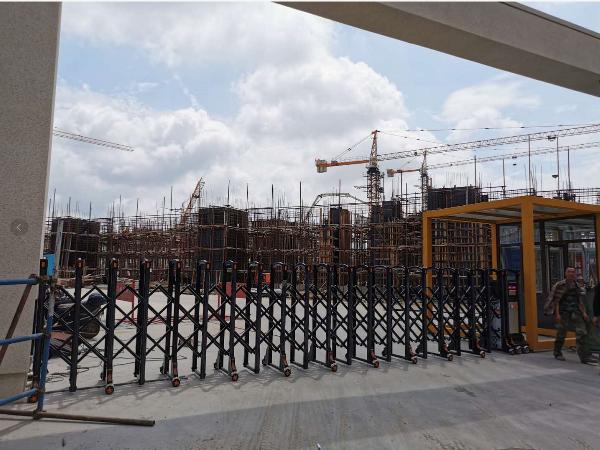 工程案例:沈阳建筑工地