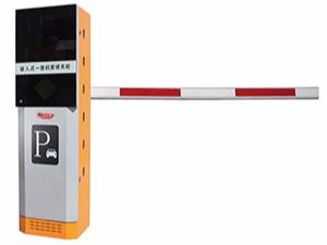 停车场车牌识别系统设备安装注意事项