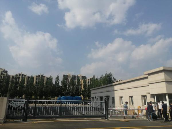 工程案例:东丰县公安局