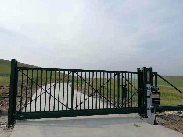 工程案例:内蒙古乌拉盖野狼谷